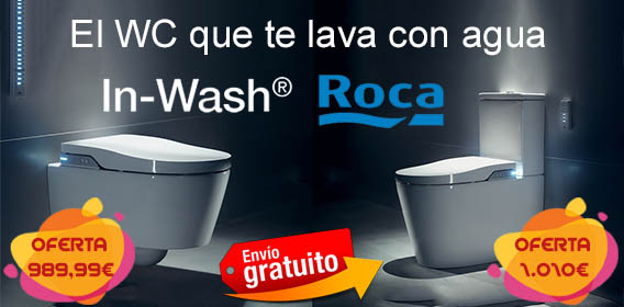 Water In-Wash Roca